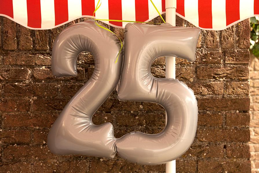 Deining 25 jaar